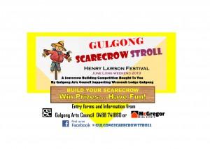 Gulgong Arts Council Scarecrow